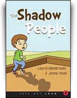 The Shadow People by laurel Hildebrandt & Jenny Chell