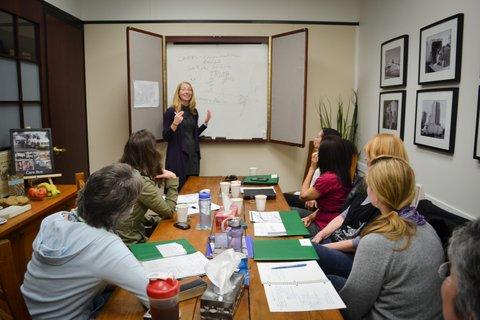 Prayer Workshop with Laurel Hildebrandt